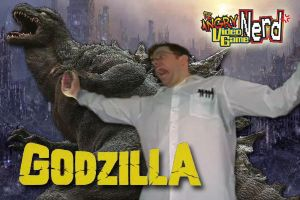 AVGN Godzilla Title Redux by x-Destinys-Force-x