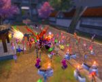 Tilt-shifted Perfect World by SoulofGrey