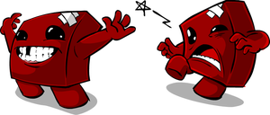 Super Meat Boy by Karr420
