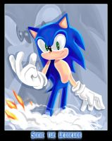 Sonic by dreamwatcher7