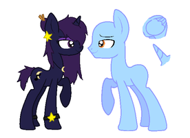 Moonlight Song breedable {CLOSED} by Cinnipup