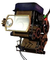 3D Mechanical Madness4 by pulpapocalipsis