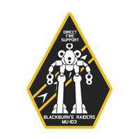 Blackburn's Raiders Heavy Insignia 2 by Viereth