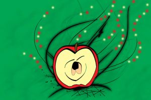 Apple by cdup999