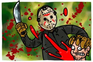 Friday the 13th by theEyZmaster