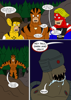 Heroes United Part 1 Page 2 by MadMonkeyDane