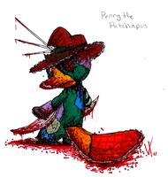 Perry the Patchapus by Rica-Fox-Prower