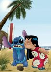 Lilo and Stitch by bray