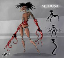 Medusa by Sodano