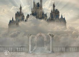 Into the Kingdom of Olympus by pedaltone