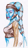 Aayla Secura by N-o-X-i-S18