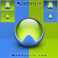 WinMatrix Wallpapers Vol 1 by jatin