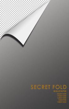 Secret fold by Redmile