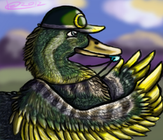 Duck Commission by shi562