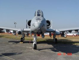 A-10 by Flyboy008