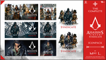 Assassins Creed: Syndicate - The Complete Iconpack by Crussong