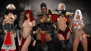 Warhammer 40k and sexy by oOLaLoutreOo