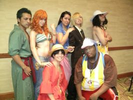 One Piece Time Skip Cosplay by sonicmario3