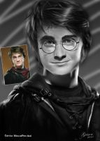 Harry Potter by GeisonGSN