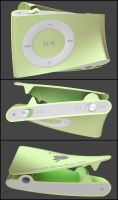 ipod verde... by aptoverde