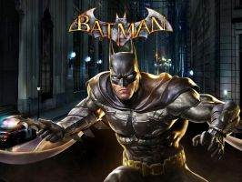 Batman Gotham Streets - Infinite Crisis Game by Superman8193