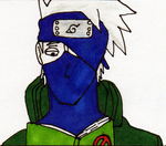 Kakashi And His Book by tabby25