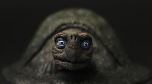 Morla  The Neverending Story by yotaro-sculpts