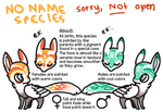 no name closed species by Magicpawed
