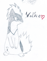 Wolfie by ShadowSixxx