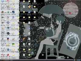 My Current Desktop 2 by T-Squared