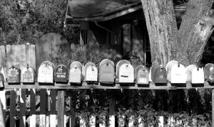 Mailboxes by michaelmaroon