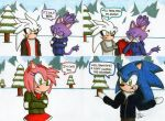 The Thing About the Weather... by android17lover