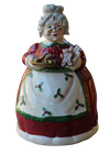 Mrs Claus Cookie Jar by Nolamom3507