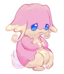 Sad Audino by a6p
