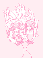 Playing Videogames by Asterlie