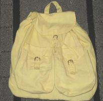 Kagome's Backpack fr InuYasha by vanessa1775