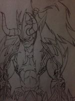 Master Skin Illidan (Heroes of the Storm) by ZeroHunter112