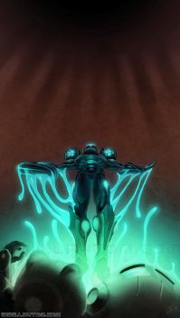 Primordial Phazon by tomgiest