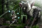 The Last Guardian by Osmar-Shotgun