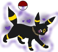 my own umbreon by satme97