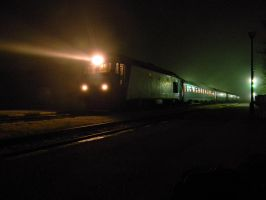 Night Train... by ranger2011