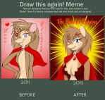 Brisby drawn again 2011-2015 by NezumiYuki