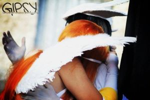 Ulquiorra X Orihime Original Bleach The SC Cosplay by theSCcosplay