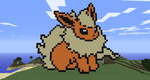 -Minecraft- Pyroli POKEMON by wRkash77