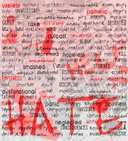 Hate. by mogana
