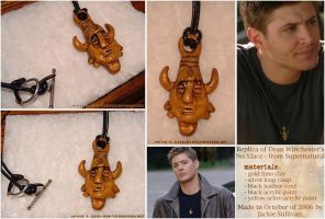 Dean's Necklace by jackieocean