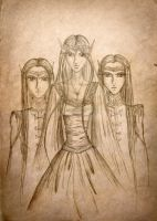The Children of Elrond by Anarielhime