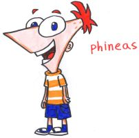 Phineas by YouCanDrawIt