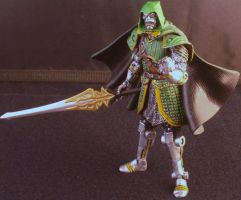GI Joe Full Armor DR DOOM 1 by Shinobitron