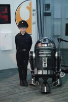 Niagara Falls Comicon 2015 - Imperial Jr. Officer by TheWarRises